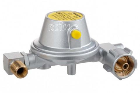 Kompakter 90° Gasdruckregler