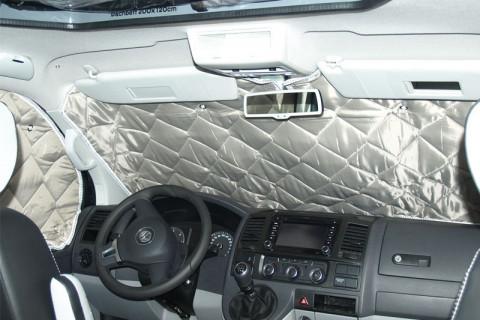 VW-T5/T6 Isoflex Wärmedämmung der Frontscheibe